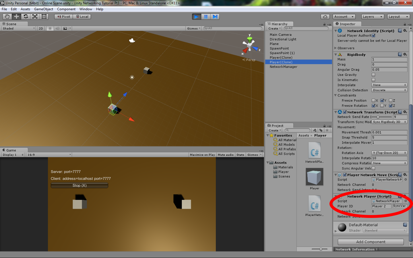 Unity unet matchmaking tutorial